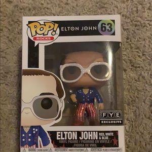 Elton John funko pop